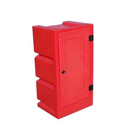 Storage Cabinet - PSC1 (Red)