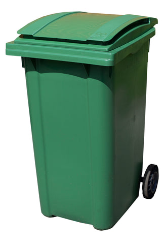 Wheelie Bin 240ltr with two wheels - CBIN240