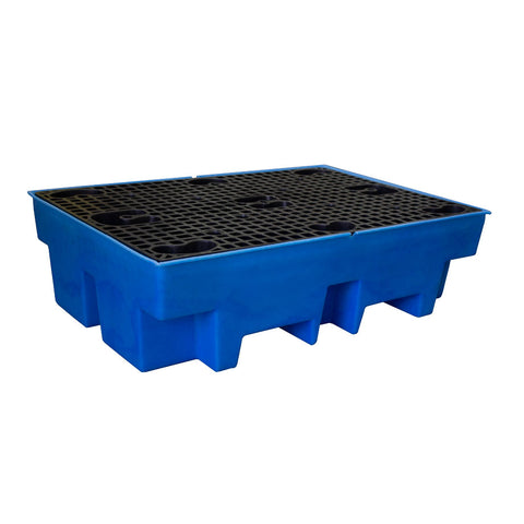 Drum Spill Pallet (Clearance) - BP2 (Grainy Blue)