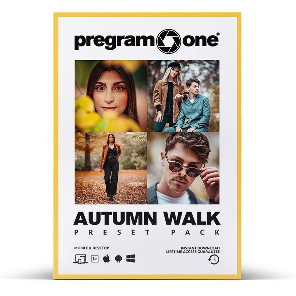 AUTUMN WALK - PregramOne