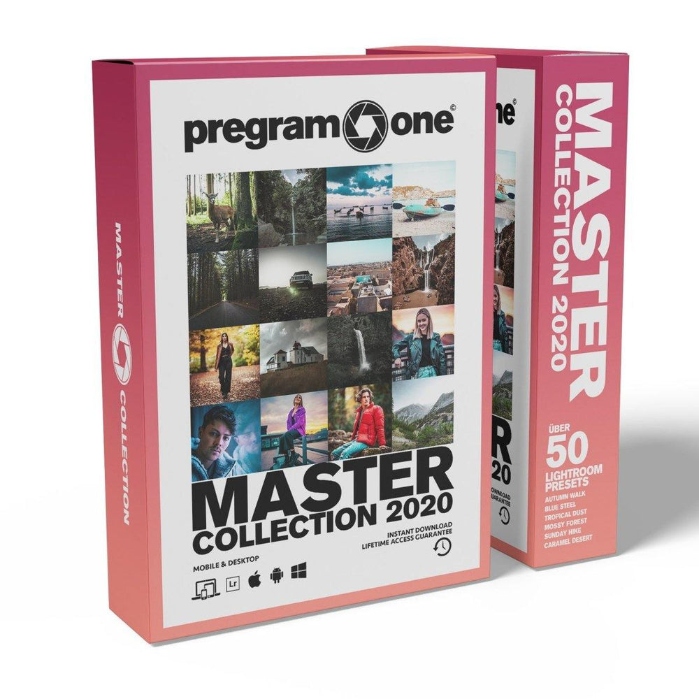 MASTER COLLECTION 2020 - PregramOne