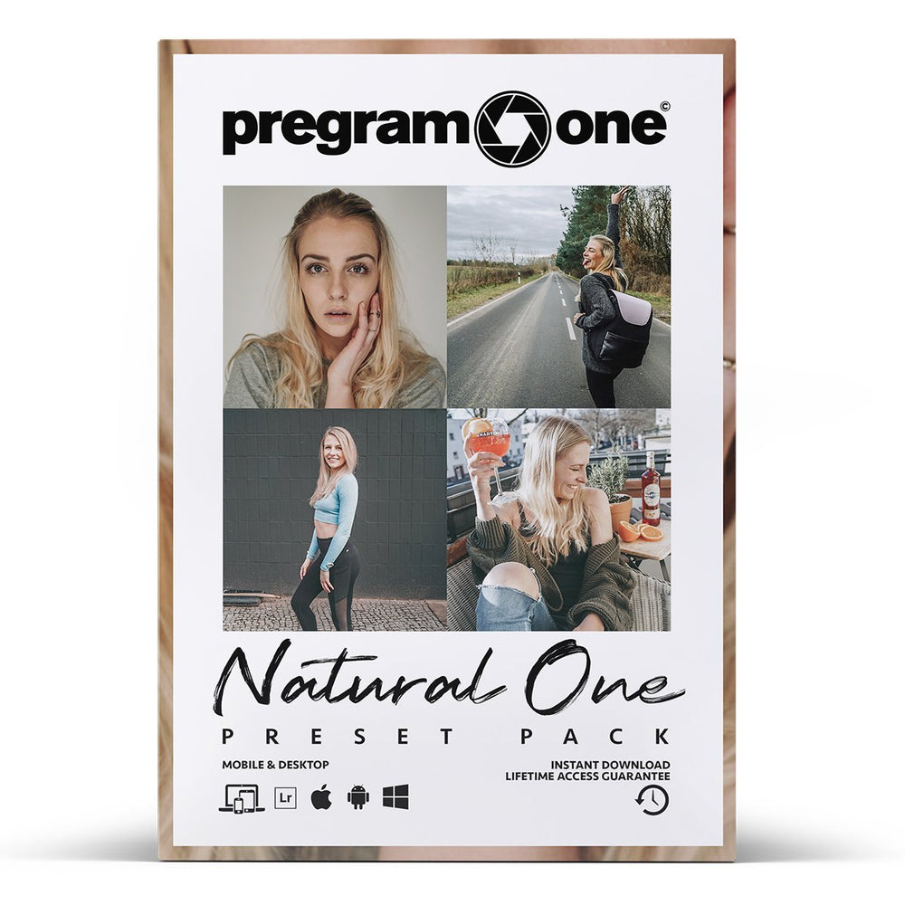 NATURAL ONE by Julia Gerhard - PregramOne