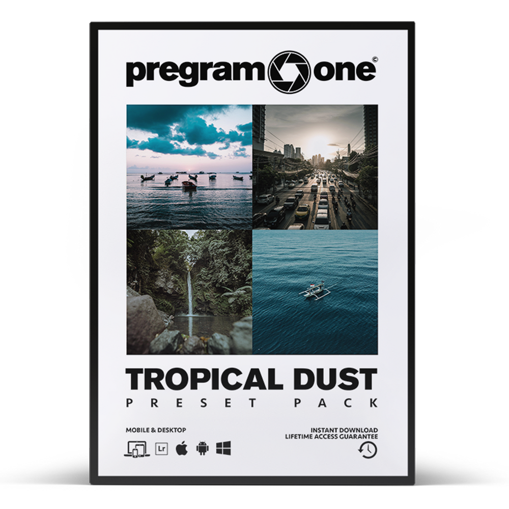 TROPICAL DUST - PregramOne