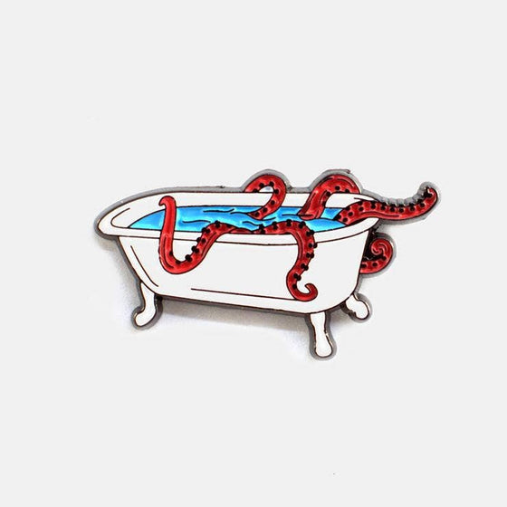 Bathtub Pin