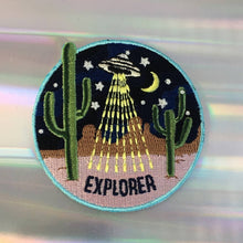 Patch - Explorer - Area 51 Desert