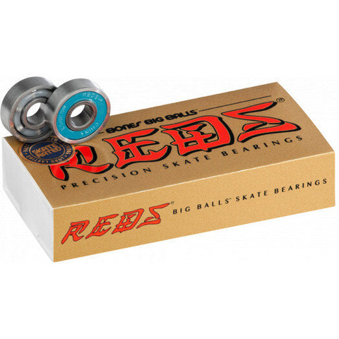 Bones® BIG BALLS™ REDS® Bearings 16pk
