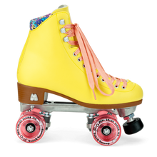 Moxi Beach Bunny Roller Skates - Strawberry Lemon