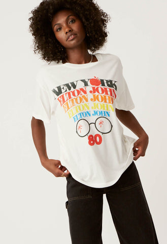 DayDreamer - Elton John New York Tee
