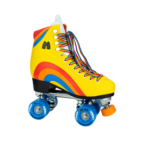 Moxi Rainbow Rider Skate - Sunshine Yellow