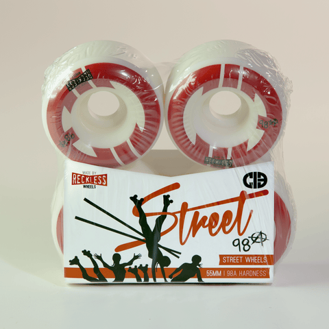 CIB Street Wheels 4pk
