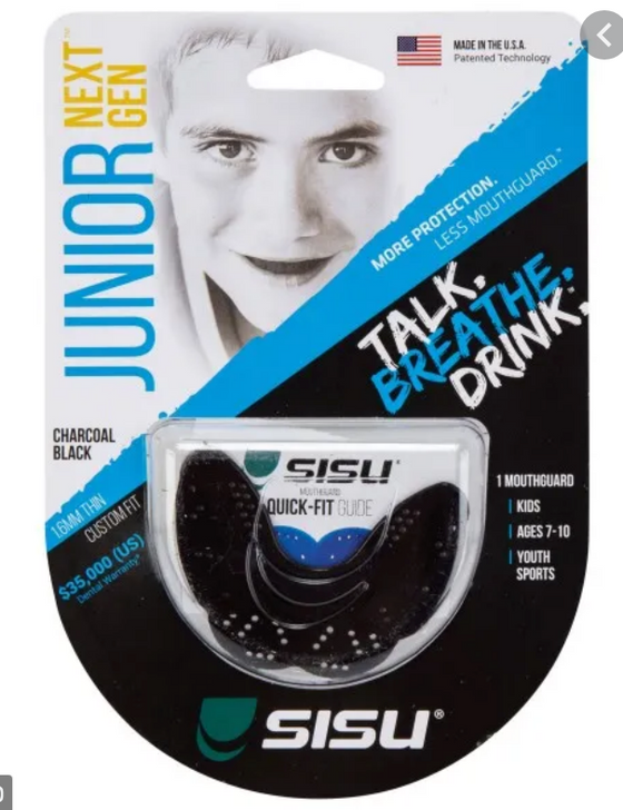Sisu Small/Junior Mouthguard