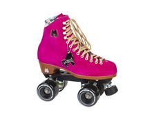 Moxi Lolly Skate-Fuschia