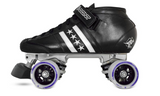 Bont Quadstar with Athena Plate High and Low Cut