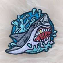 Patch - Waves Collection:  Shark Patch