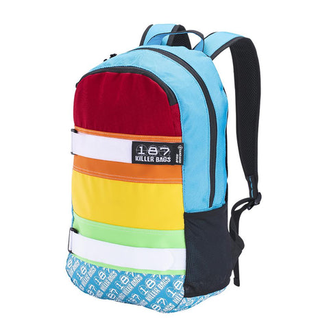 187 - Standard Issue Backpack - Rainbow