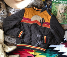 Sonoran Sunrise Bomber Jacket
