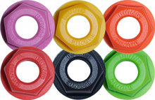 Bionic Color Lock Nuts Sets of 8