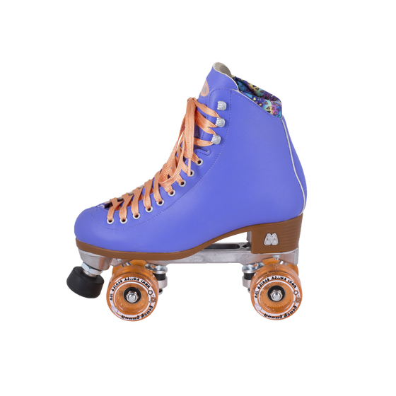 Moxi Beach Bunny Roller Skates - Periwinkle Sunset- Pre Order