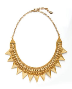 NOIR SUNRISE GOLD NECKLACE