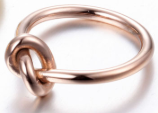 Knot Entwined Ring - AtaCollections