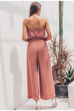 Party it up Jumpsuit - AtaCollections