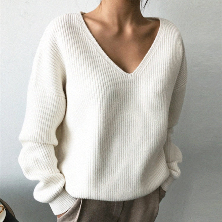 Key Piece Sweater - AtaCollections