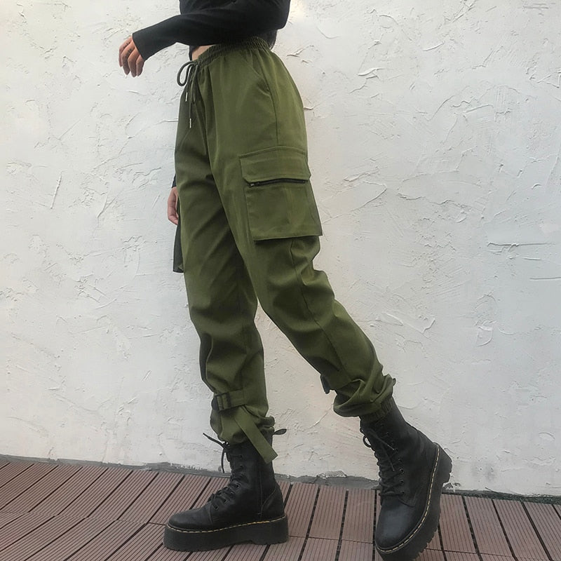 Cargo comp Pants - AtaCollections