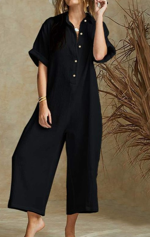 Ankle length Jumpsuit - AtaCollections