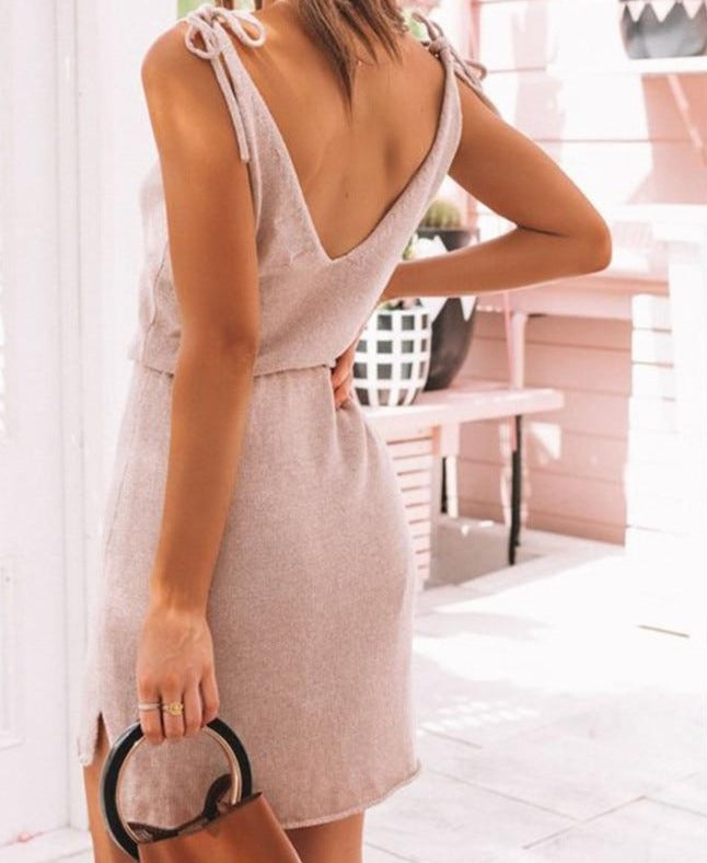 It's hot outside Mini Dress - AtaCollections