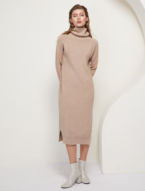 Sweater Keepsake Dress - AtaCollections