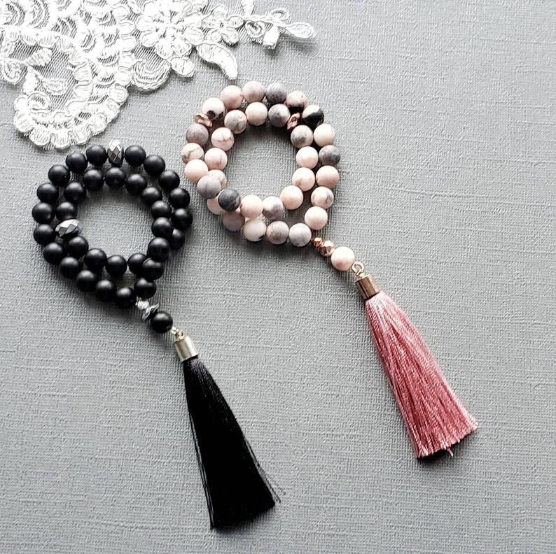 His & her Tasbih and keychain