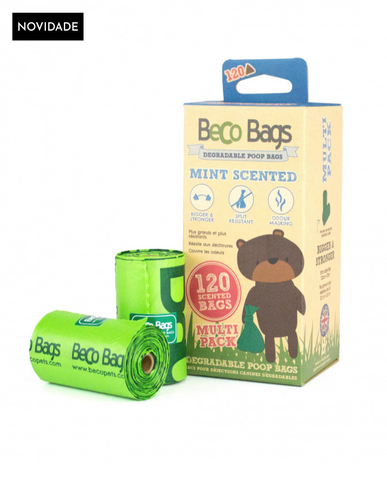 O Mundo do Lucas - Beco bags 120 Mint