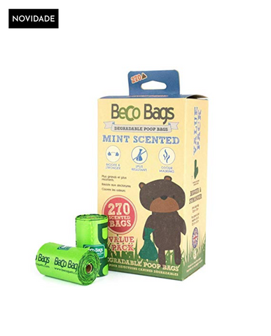 O Mundo do Lucas - Beco bags 270 Mint