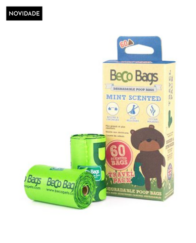 O Mundo do Lucas - Beco bags 60 Mint