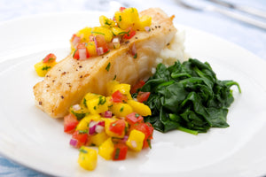 Chilean Sea Bass Portions - 2 Portions
