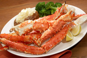 Colossal King Crab Legs & Claws -