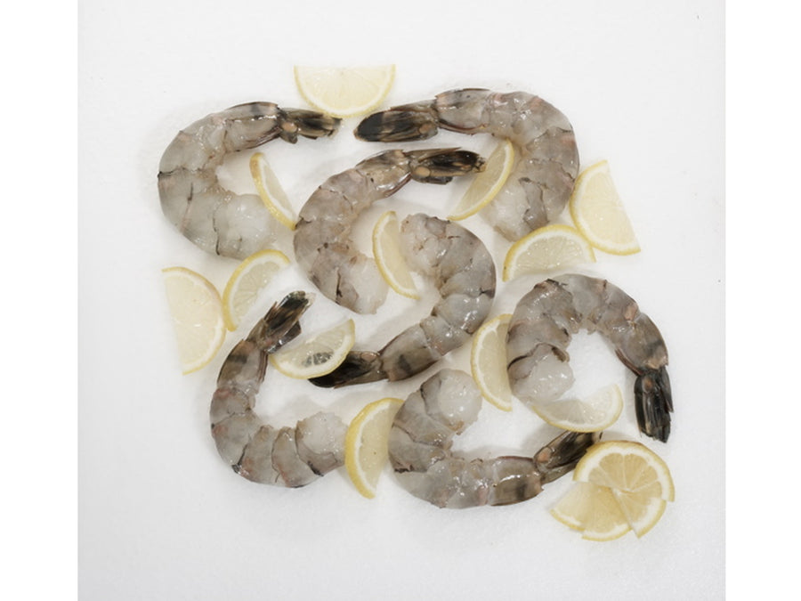 Super Colossal Raw Peeled Shrimp