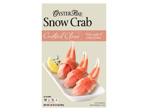 Snow Crab Cocktail Claws - 2lb