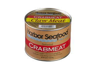 Pasteurized Crabmeat - Claw