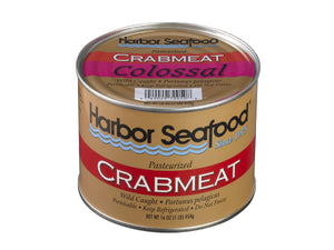 Pasteurized Crabmeat - Colossal