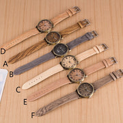 Casual Wooden Watch