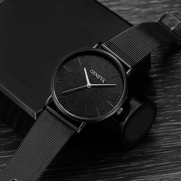 Geneva Minimalistic Watch