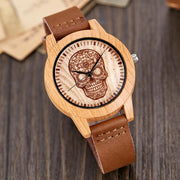 Life Tree Wooden Watch