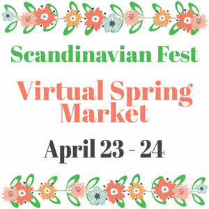 Virtual Spring Market April 23-24!