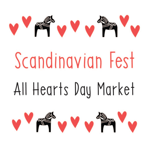 All Hearts Day Market January 29-30!