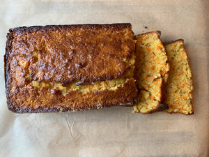 Carrot Pineapple Cake Recipe