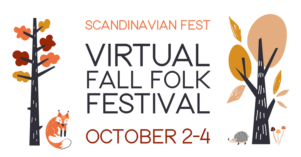 Virtual Fall Folk Festival October 2-4, 2020