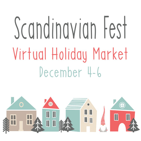 Virtual Holiday Market Dec 4-6, 2020