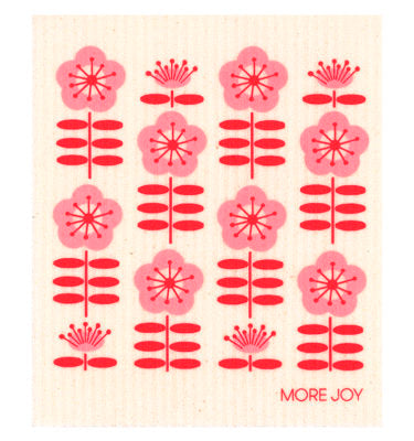 Blooming Cherry, dishcloth