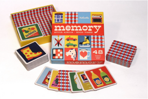 Kehvola Good Times Memory Game